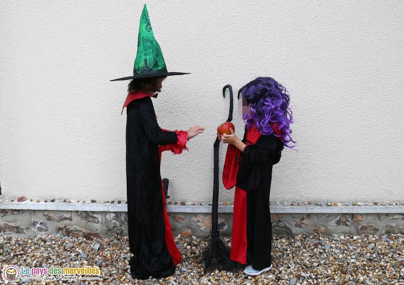 Déguisement vampire Halloween