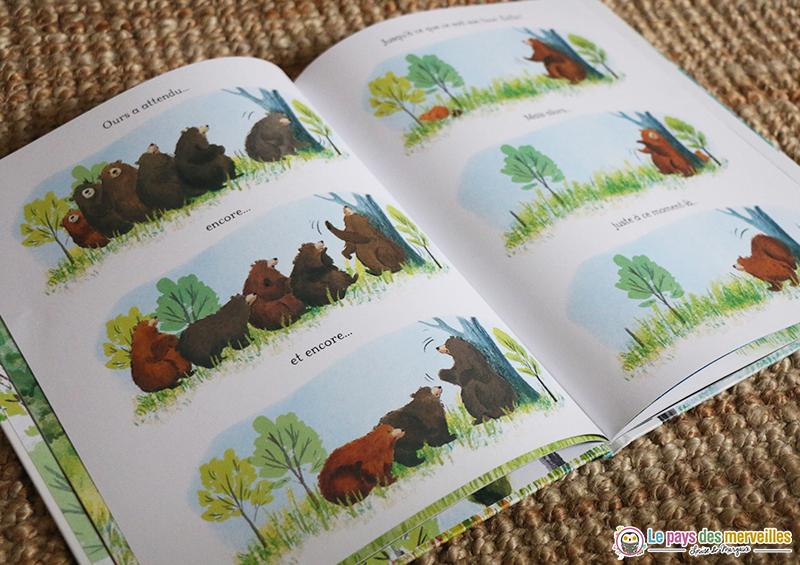 illustrations de l'album La Grosse Grattouille