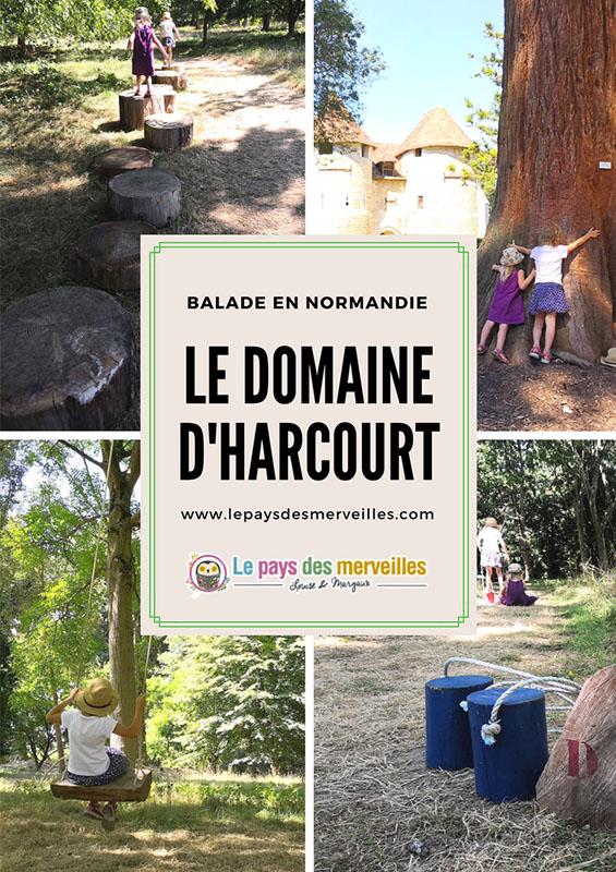 Balade en Normandie au domaine d'Harcourt