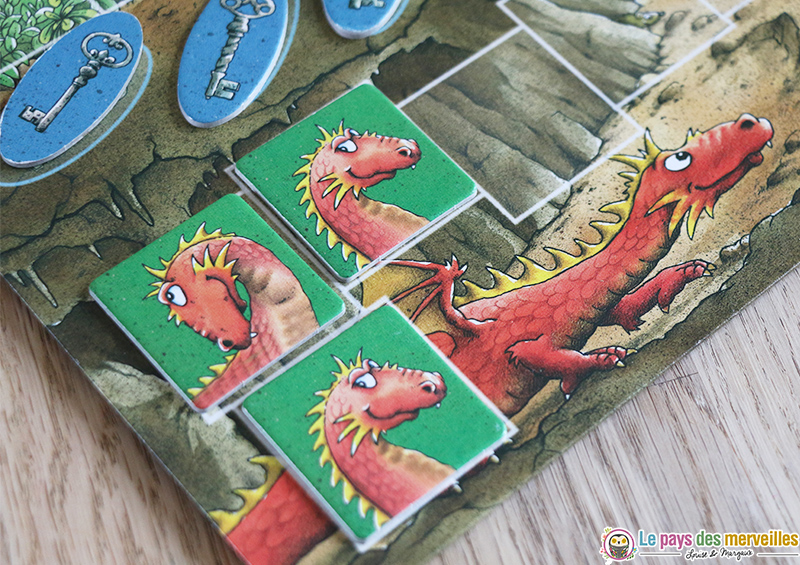 Tuiles Dragon