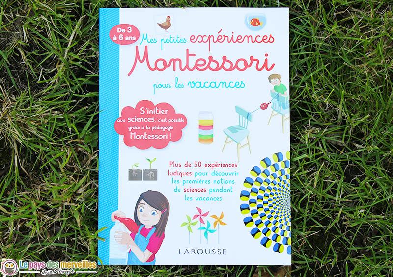 Mes petites expériences Montessori