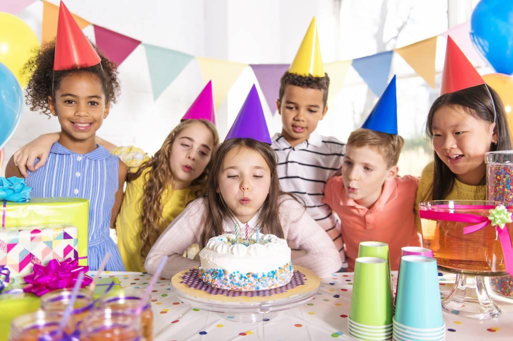 Fête anniversaire 10 ans enfants
