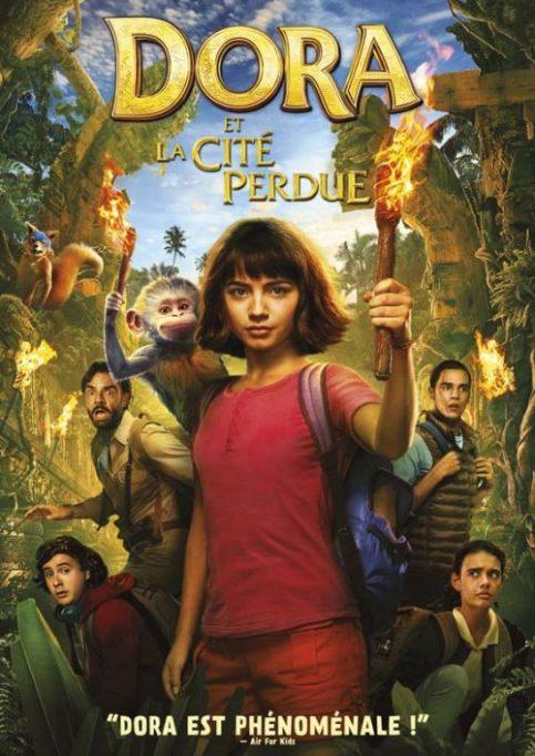 Film Dora et la cité perdue
