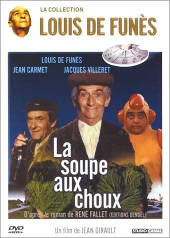 La soupe aux choux Louis de Funès