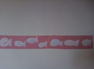 Frise poissons