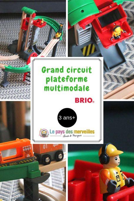 Grand circuit plateforme multimodale