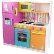 Grande cuisine colorée Kidkraft