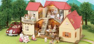 Grande maison Sylvanian families