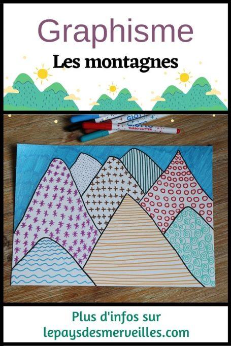 Montagnes graphiques