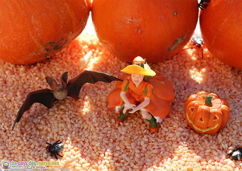 Figurines Papo sur le thème d'Halloween