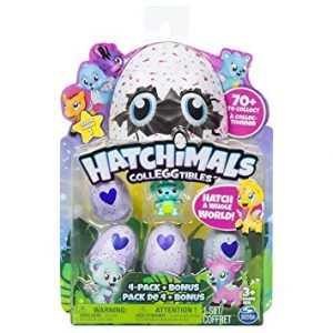 Pack de 5 oeufs Hatchimals