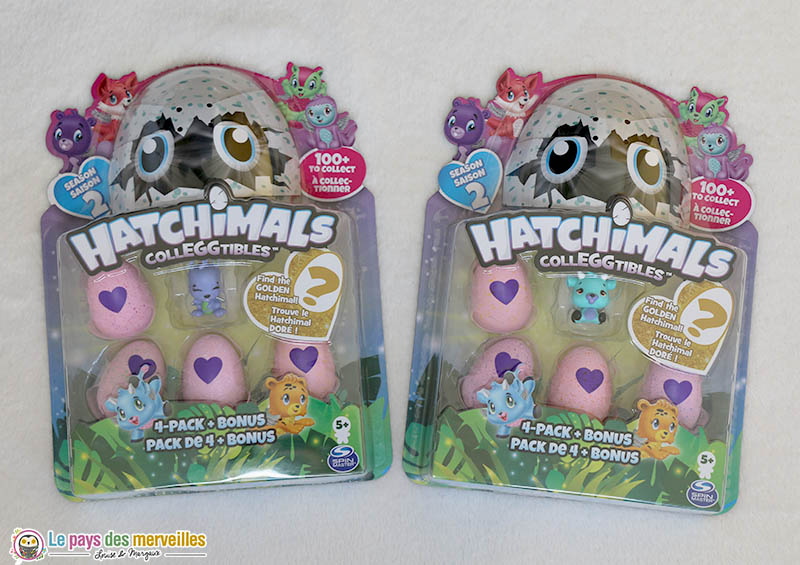 Hatchimals Colleggtibles saison 2