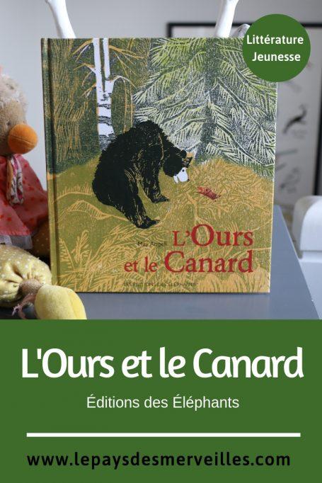 L'ours et le Canard