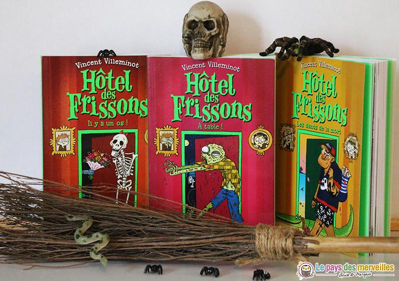 livres horreur enfant