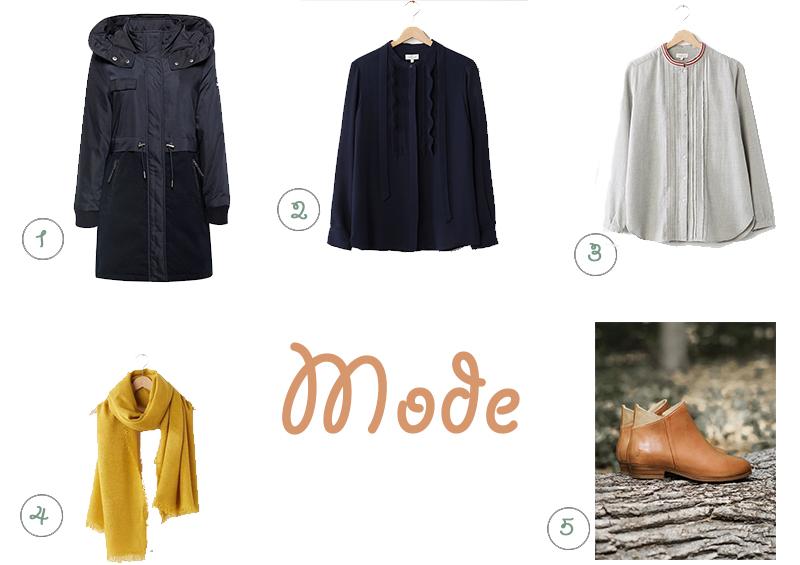 Idées de cadeaux mode pour femme à Noël