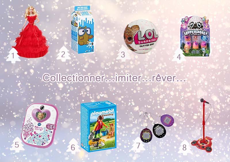 Idées de cadeaux de Noël pour fille de 7 ans
