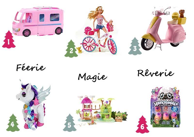 Idées cadeaux pour fille de 4 ans