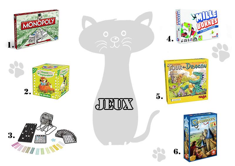 Idées de jeux de société pour enfant de 7 ans