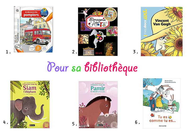 Idées de lectures pour un enfant de 5 ans