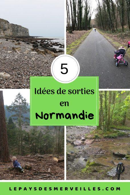 Idées de sorties nature en Normandie