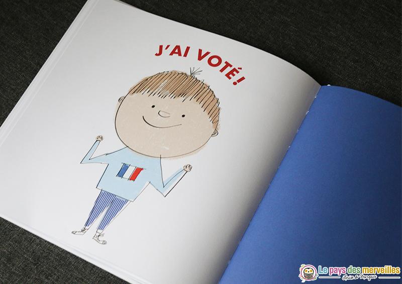 J'ai voté !