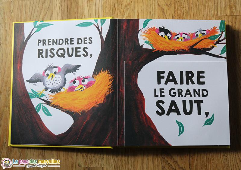 Dessins du livre animé Grandir aux éditions Seuil jeunesse