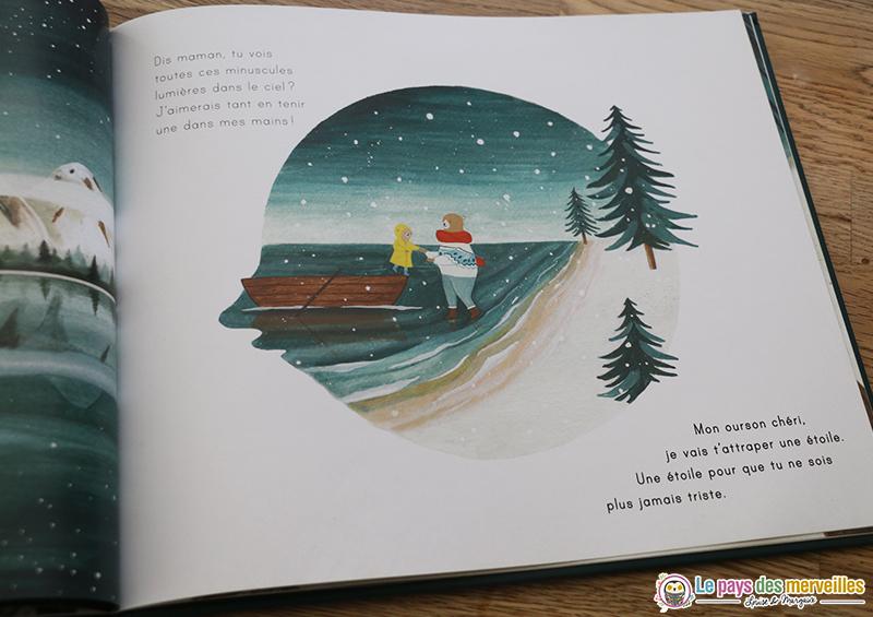 Illustration de Miren Asiain Lora dans le livre Une étoile pour toi