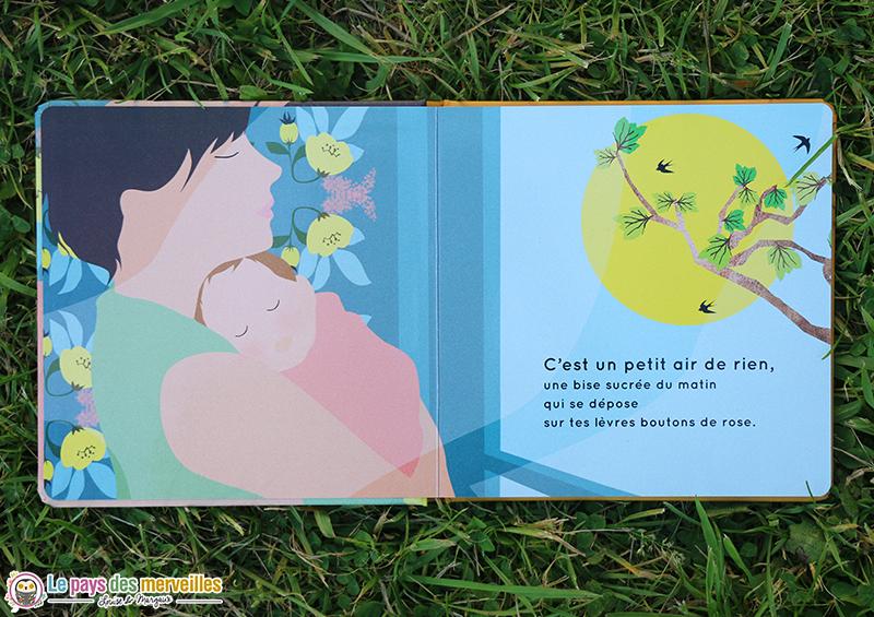 texte poétique et chantant pour bébé