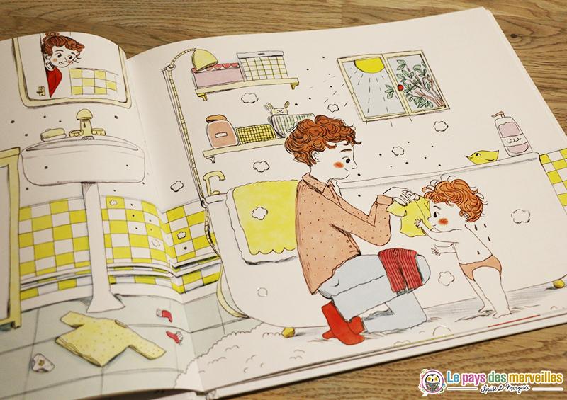 dessins de Maureen Poignonec