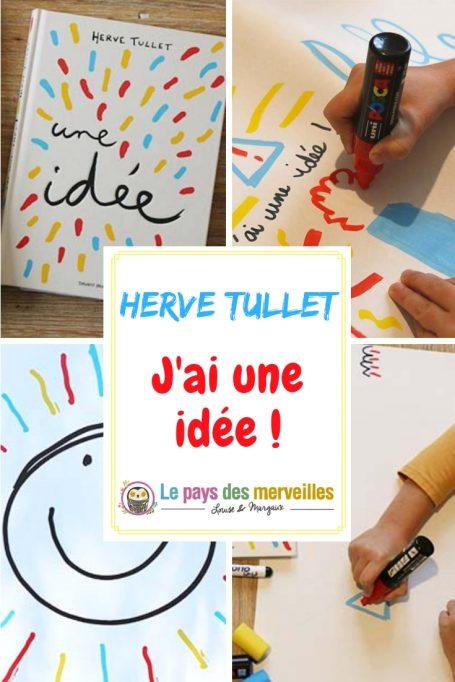 J'ai une idée d'Hervé Tullet