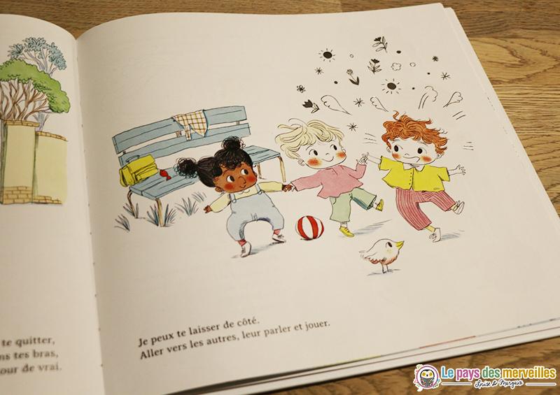 Illustrations colorées de Maureen Poignonec
