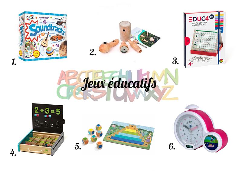 Idées de jeux éducatifs pour enfant de 4 ans