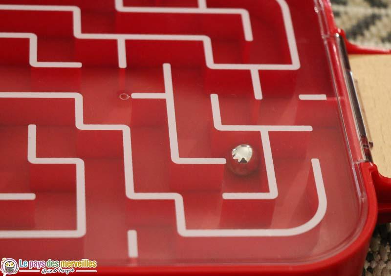 Bille du labyrinthe Brio pour les petits