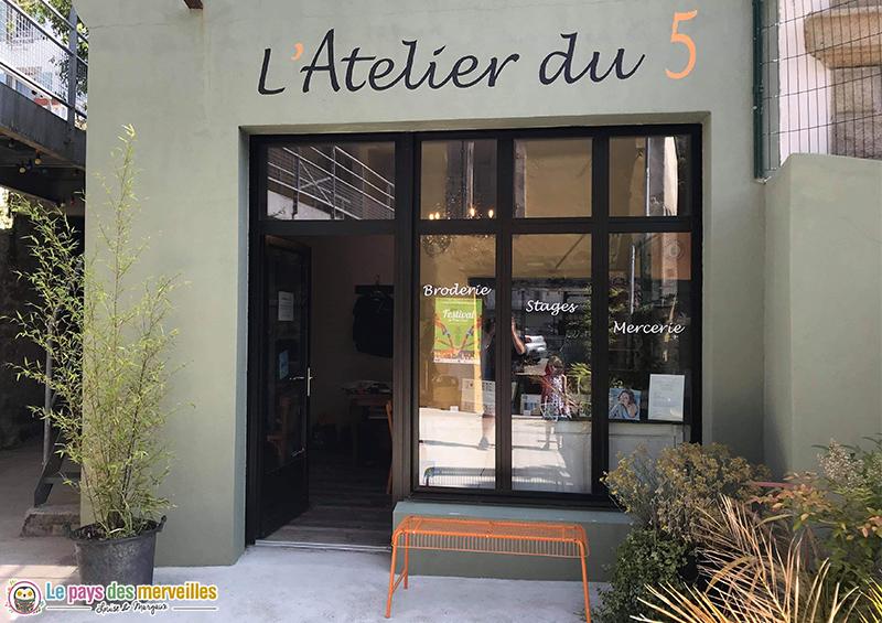 L'atelier du 5 Audierne