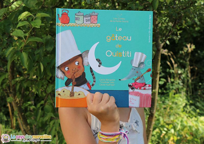 couverture du livre Le gâteau de Ouistiti