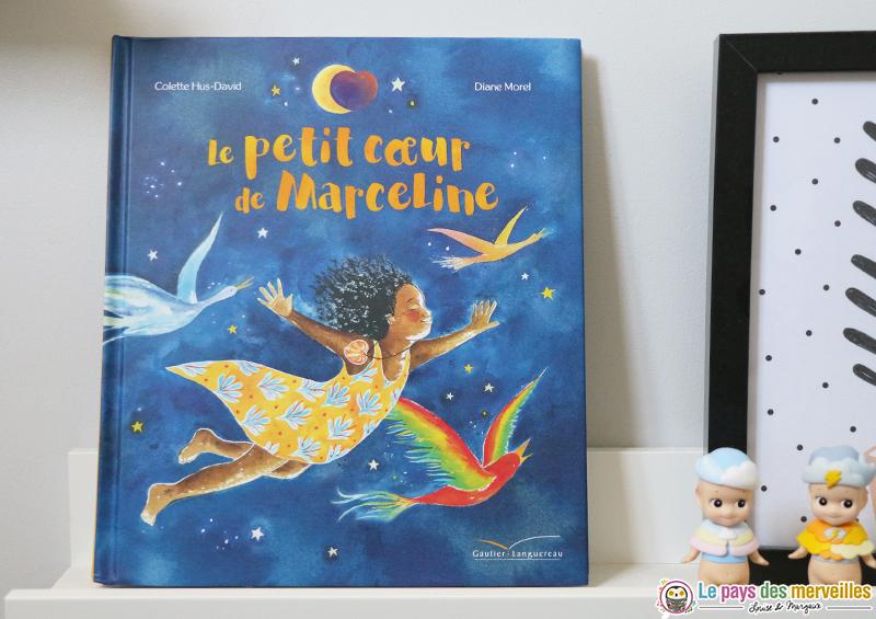 Couverture du livre Le petit coeur de Marceline