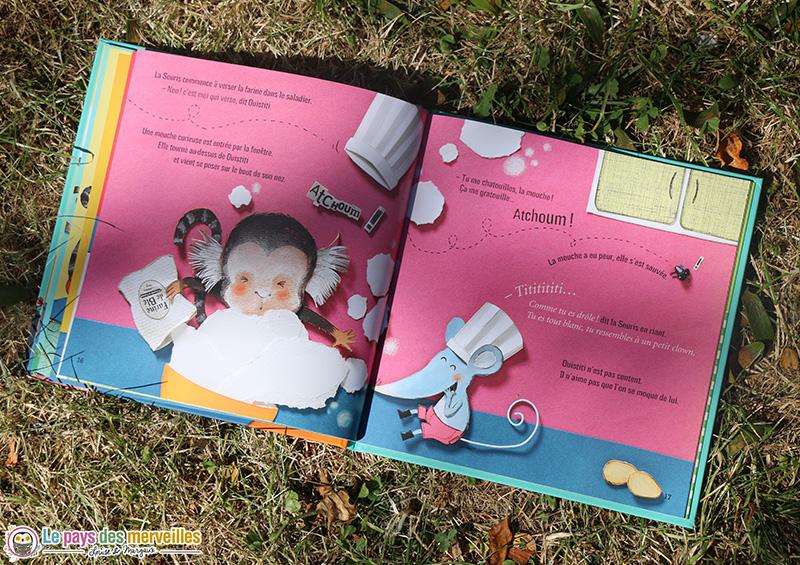 Livre disque de la Collection Polichinelle aux éditions Didier jeunesse
