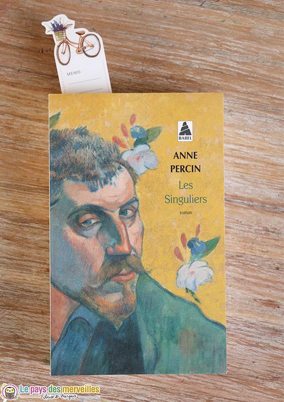 Anne Percin, les singuliers