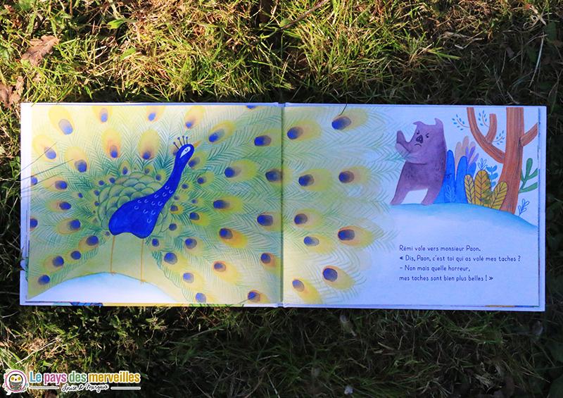 illustration du livre Où sont mes taches ?