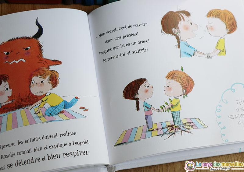 Page de conseils pour gérer la colère des enfants