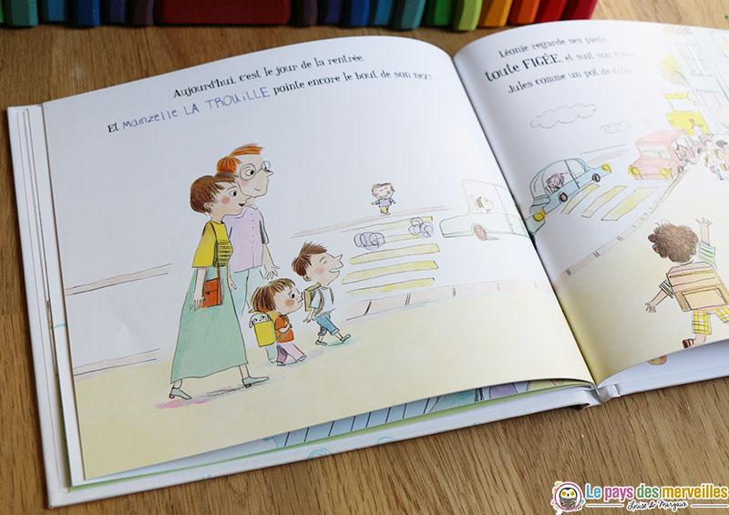 Le livre de mes émotions de Stéphanie Couturier