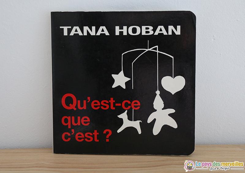 Qu'est-ce que c'est ? de Tana Hoban
