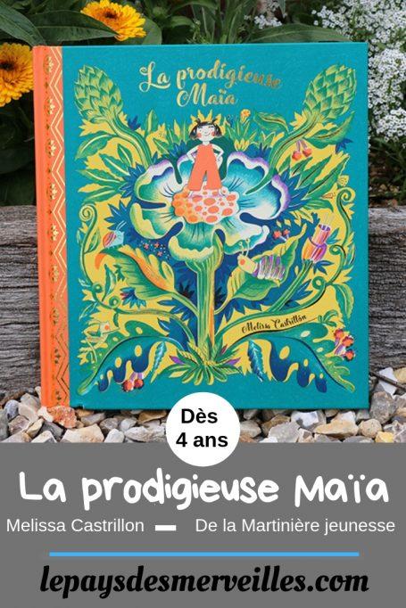 La prodigieuse Maïa