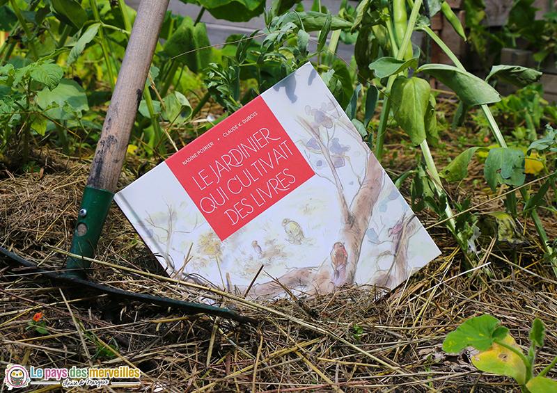 Le jardinier qui cultivait des livres