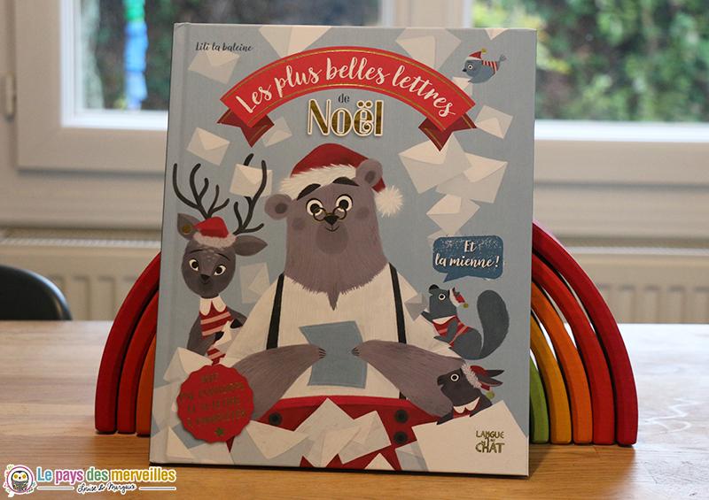 Couverture du livre Les plus belles lettres de Noël