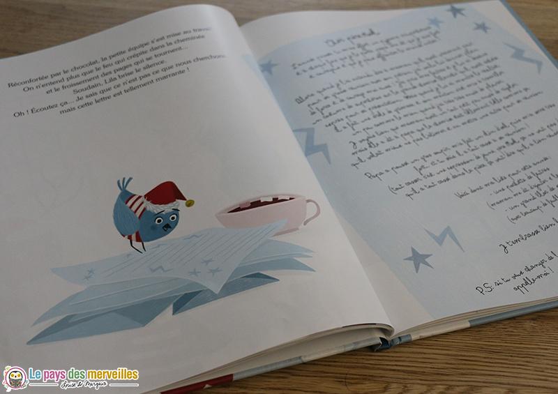 Les plus belles lettres de Noël livre enfant
