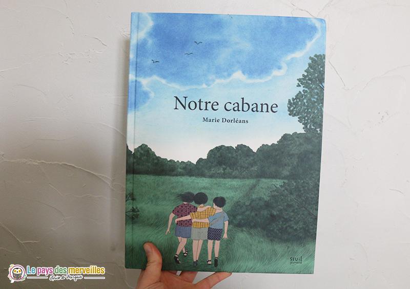 couverture du livre notre cabane