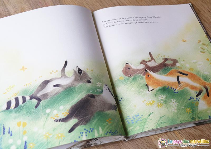 Illustrations du livre Tout seul aux éditions Didier jeunesse