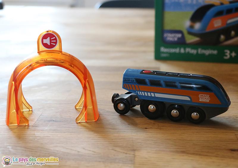 train smart tech sound