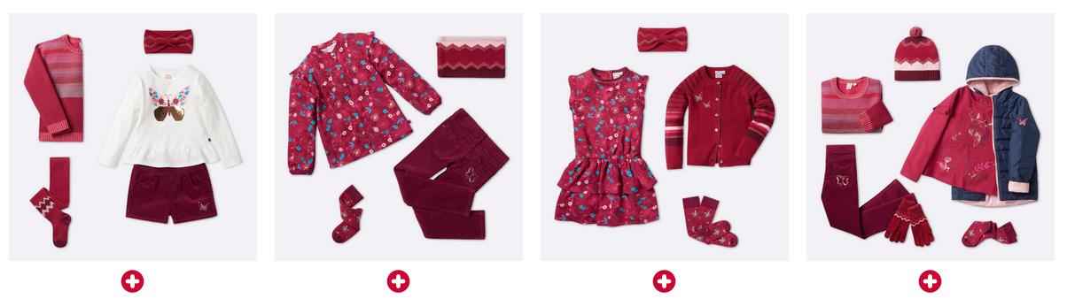Mixer les pièces pour créer de nouvelles tenues
